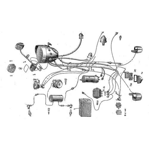 Schema Elettrico Bobina Di Accensione : Schema collegamento bobina a lancio di corrente