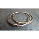 Anelli di serraggio collettori gomma