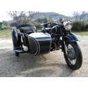 Sidecar k750 civile nero