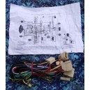 Cavetteria per impianto 12 volts dnepr